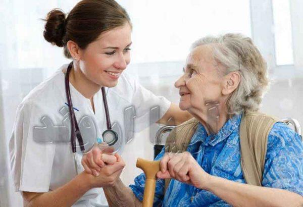 پرستاری سالمند در منزل